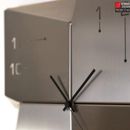 Orologio da parete di design Made in italy