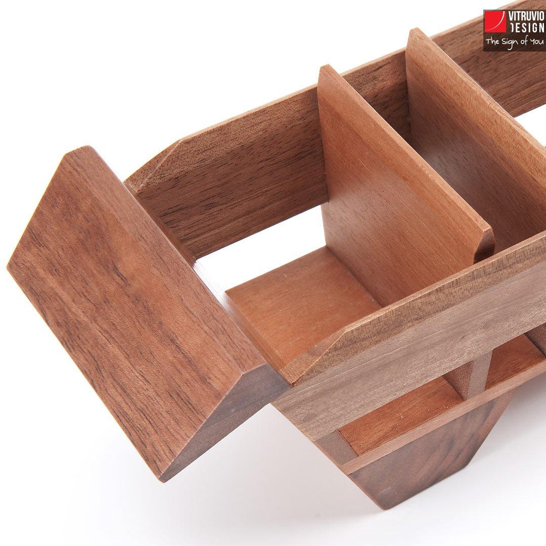 Vassoio da caff di design made in italy vitruvio design - Porta bicchieri ...
