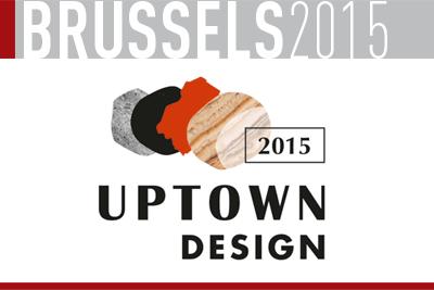 Vitruvio Design - Uptown Design - Brussels 2015