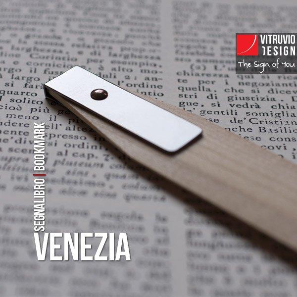 Venezia segnalibro - regala il design italiano