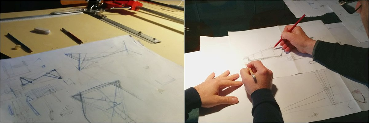 Vitruvio Design - Processo - Progettazione