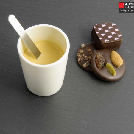 Set tazzine da caffè in porcellana di Capodimonte | Made in Italy