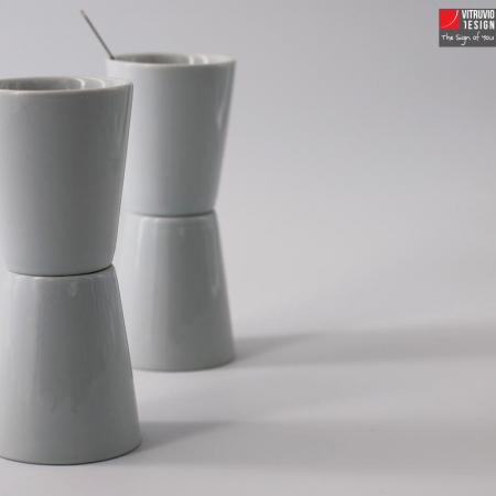 Set tazzine da caffè in porcellana | Made in Italy